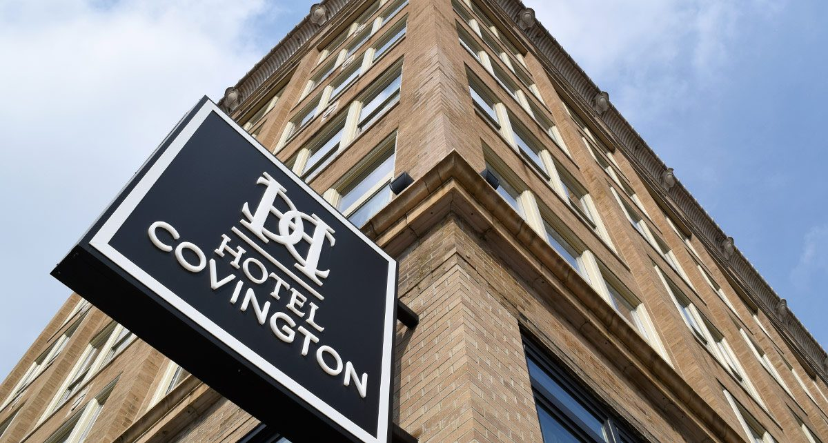 Hotel Covington Hospitality Full Renovation Kentucky
