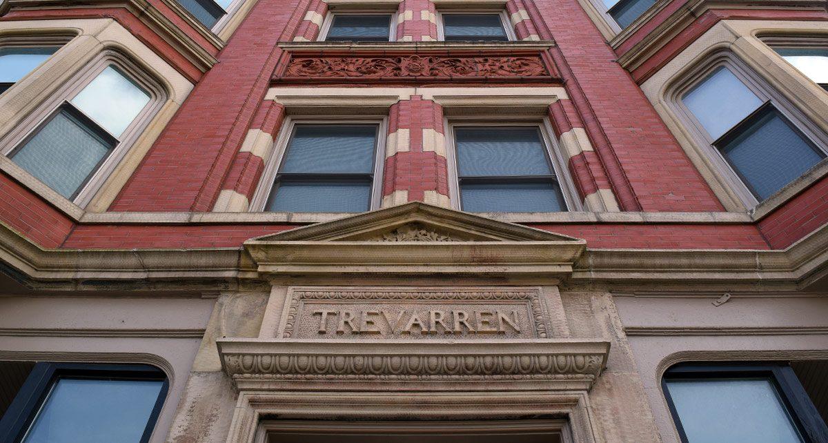 Trevarren Flats mixed-use renovation Walnut Hills Cincinnati