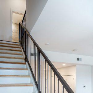 Findlay Market - Race Street renovation stairway