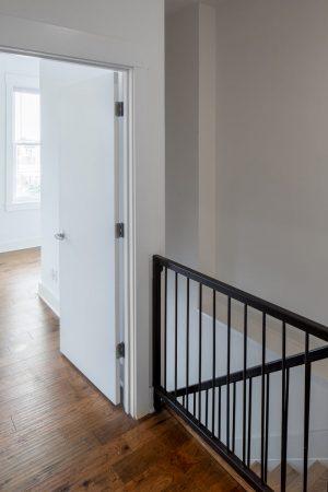 Findlay Market - Race Street upstairs hallway